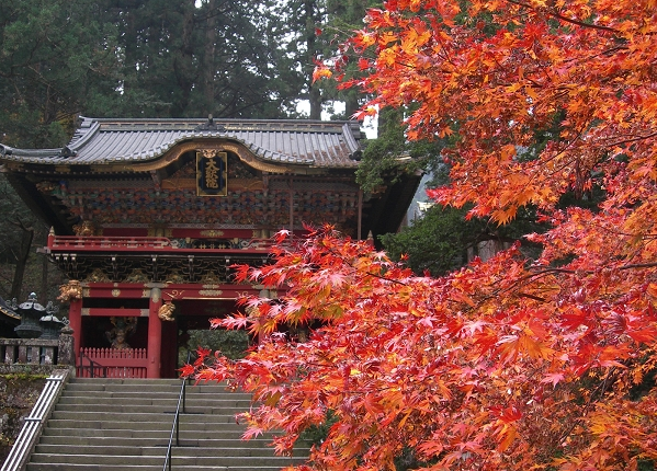 日光・鬼怒川の紅葉