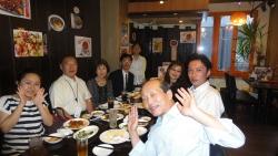 北京からの研修生