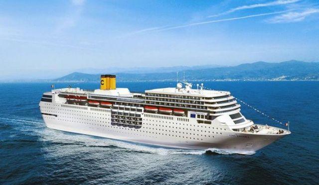 済州島の船旅