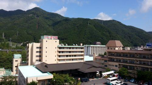 鬼怒川温泉リゾートマンションEタイプ8階